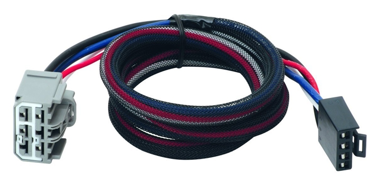 tekonsha 3026 p brake control wiring harness buick, chevy, gmc and tekonsha oem wiring harness tekonsha 3026 p brake control wiring harness, 2 plugs buick, chevy, gmc and saturn