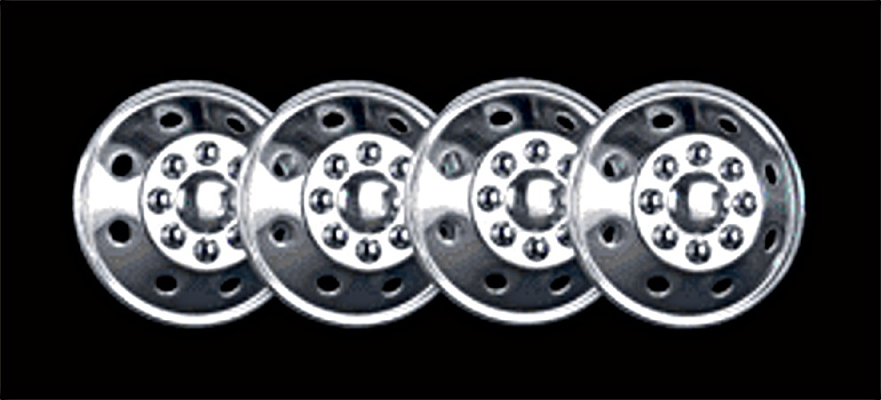 Wheel Masters 319580 19 5 Quot Wheel Cover Set