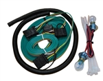 Roadmaster 155 Incandescent Bulb Socket Tail Light Wiring Kit