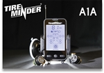 Minder Research TireMinder Tire Pressure Monitoring System - 4 Sensors