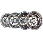 "Wheel Masters 16"" RV Wheeliners Set"