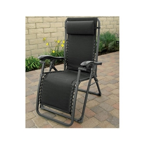 Prime Products 13-4879 Coronado Recliner Baja Black