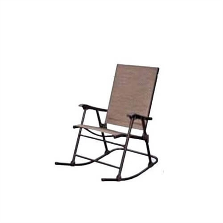 Prime Products 13-6960 Signature Sling Rocker Bronze Weave