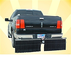 Towtector Premium Brushstrip Mud Flap