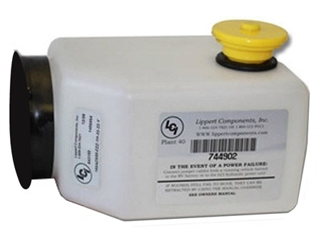 Lippert 177420 2 Quart Hydraulic Reservoir Kit