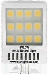 Star Lights Revolution 921- 160 LED Bulb