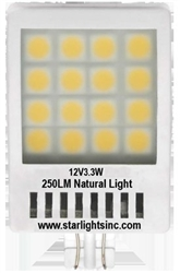 Star Lights Revolution 921- 250 LED Bulb