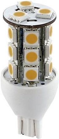 Ming's Mark 5050129 Warm White T10/921 200 Lumens Wedge Bulb