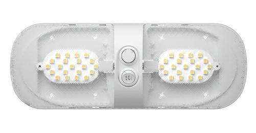 Mingu0027s Mark 9090102 Double LED Bulb Dome Light Fixture
