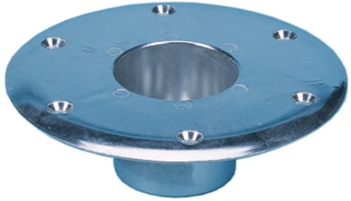CP Products 48732 Recessed Flush Mount Table Leg Base
