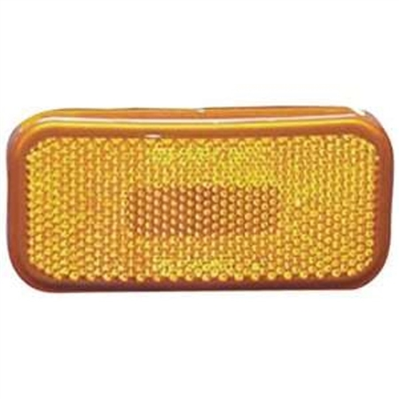 Fasteners Unlimited 003-58LB LED Clearance Light - Amber