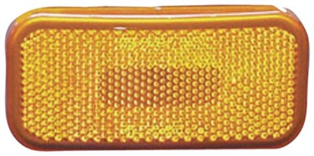 Fasteners Unlimited Amber Clearance Light