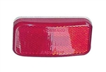 Fasteners Unlimited Red LED Clearance Tail Light Assembly