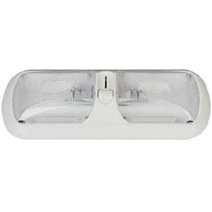 Arcon 51268 Dimmable 48 LED Double Euro-Style Light - 570 Lumens - Bright White