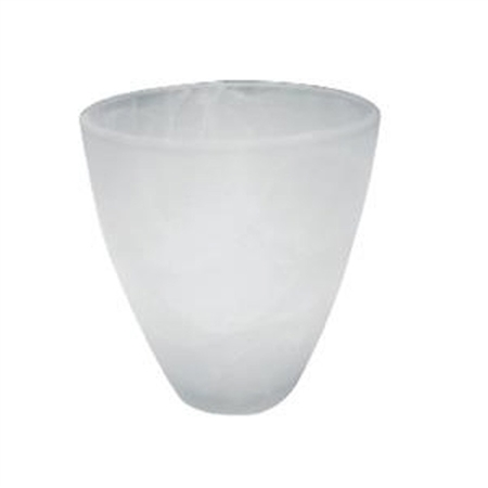 ITC Alabaster White Glass