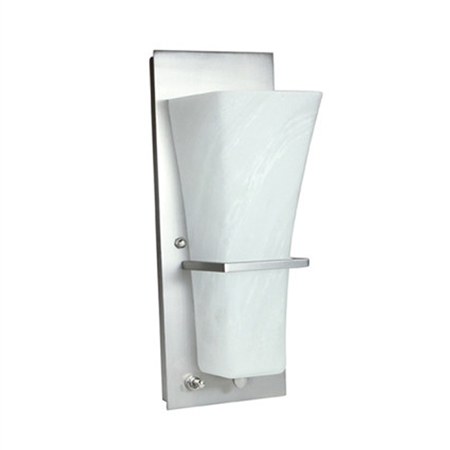 ITC Jova Series Wall Sconce RV Light - Nickel