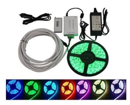 Ming's Mark 8080109 Multi-Color 16.4' LED Light Strip