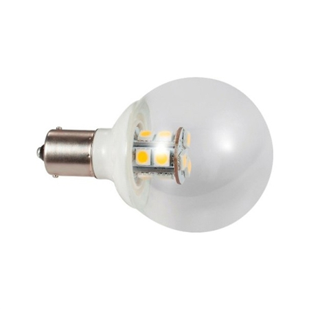 Ming's Mark 9090105 1156/20-99 Base, 130 Lumens RV Vanity LED Light Bulb