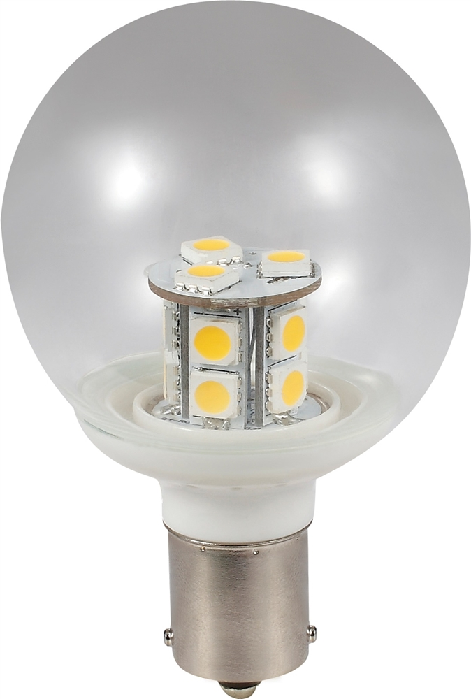 Mings mark 9090105 rv vanity led light bulb 115620 99 base 130 lumens mozeypictures Images