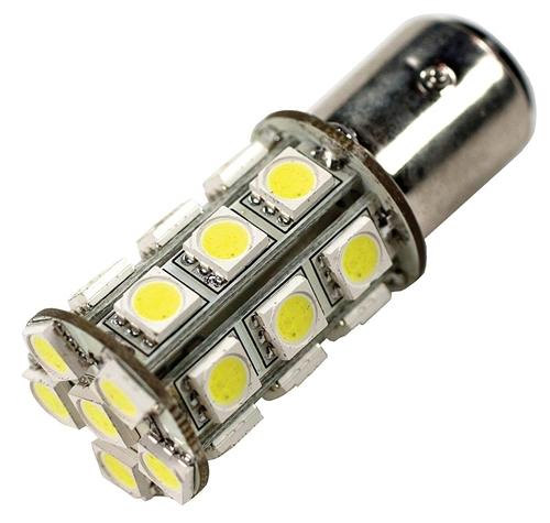Arcon 50509 LED 360 Degrees Tail Light Bulb - 12V - Bright White