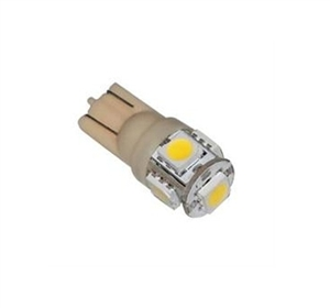 Diamond Group 52610 Multidirectional LED Wedge Bulb 5D 140L