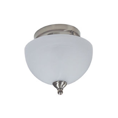 Nickel Traditional Dinette RV Light