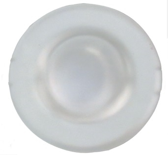"ITC 81230-LENS Replacement 3"" Frosted Glass Lens"