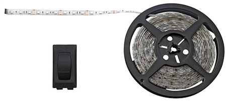 Diamond Group Bright White LED Light Strip