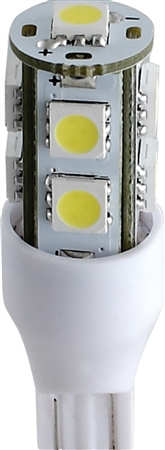 Ming's Mark 15004V Set Of 2 100 Lumens 921 Wedge LED Bulb- Natural White