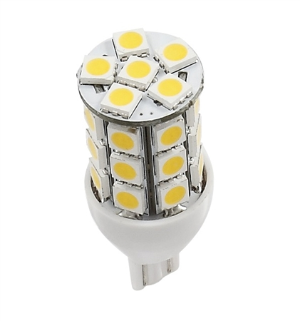 Ming's Mark 25012V Set Of 6 Natural White 250 Lumens 921 Wedge LED Light Bulb