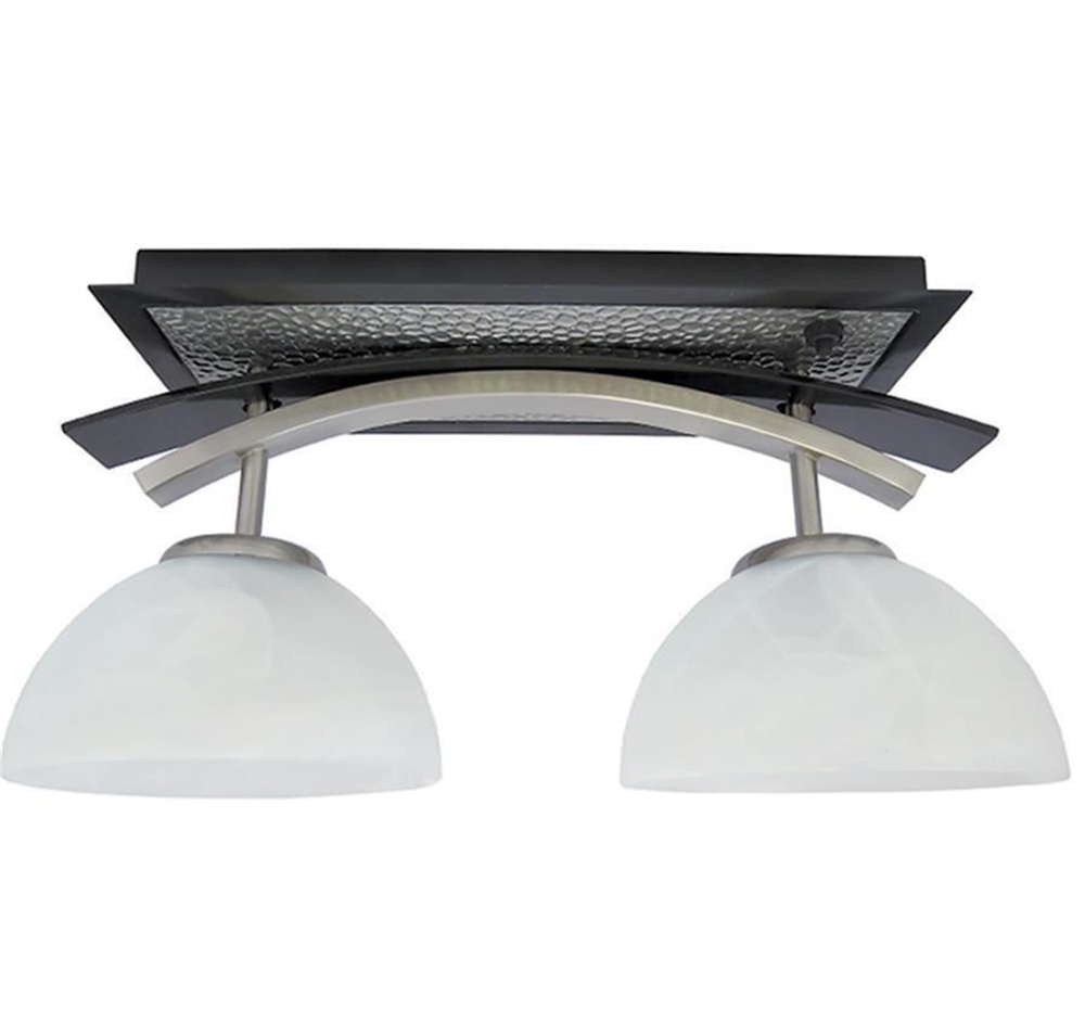 dinette lighting fixtures dining area itc 3410fswe73h000d willow bulb rv dinette light nickel