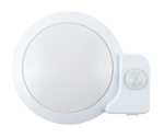 AP Products 016-SON300 LED Motion Light Sensor Light Fixture- White