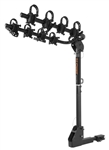 Curt 18030 Extendable Hitch Mounted Bike Rack