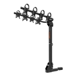 Curt 18034 Four Bike Hitch Mounted Bike Rack