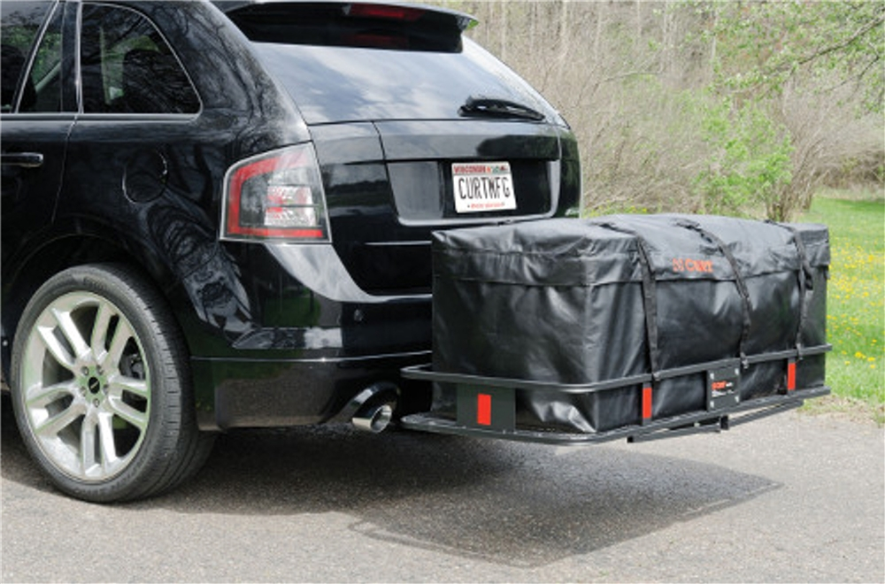 Curt 18152 Basket Style Cargo Carrier
