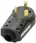 Voltec 30 Amp Replacement Plug Connector - Male