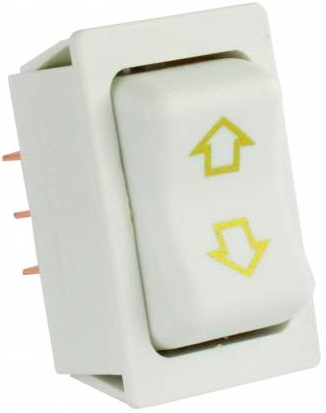 JR Products 12095 RV Slide Out Momentary Switch On/Off