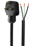 AP Products 16-00564 Male 30 Amp Power Cord - 18""