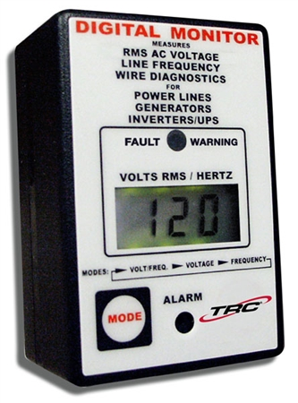 Surge Guard AECM20020 Electra Check Digital Power Monitor