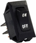 JR Products 12591-5 5 Pack of Multi-Purpose Switches - Black