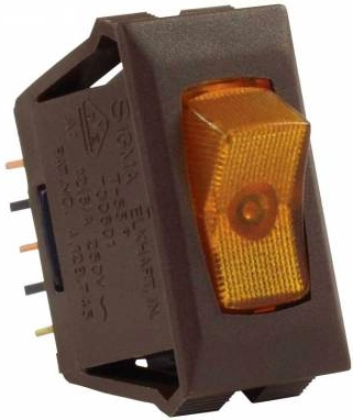 JR Products 12545 Multi-Purpose Illuminated Switch