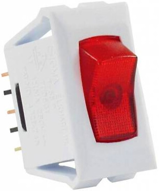 JR Products 12505 Multi-Purpose Illuminated Switch