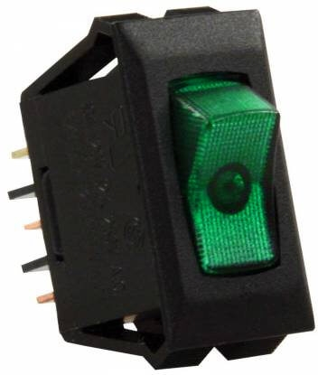 JR Products 13695 Multi-Purpose Illuminated Switch