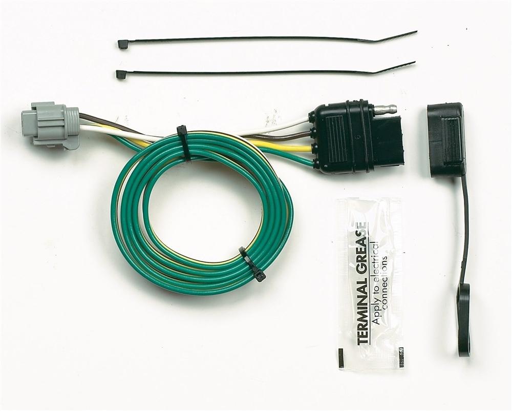 Nissan Pathfinder Trailer Wiring Harness | Wiring Diagram on