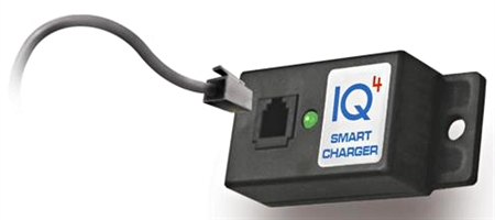 IQ-4INT/EXT 4-Stage Charge Controller