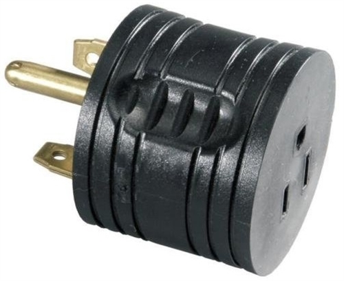 Arcon 14057C Temporary Round Power Cord Adapter - 15-30A