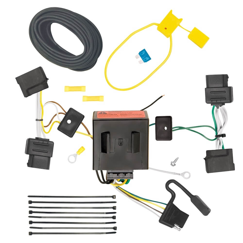 7B09 118243 Tow Ready Oem Package Wiring Harness Super | Wiring LibraryWiring Library