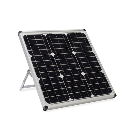 Zamp Solar ZS-US-40S-P 40 Watt Portable Charge Kit
