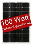 Zamp Solar KIT1008 100 Watt Deluxe Expansion Kit