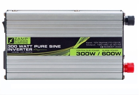 Zamp 300W Pure Sine-Wave Inverter